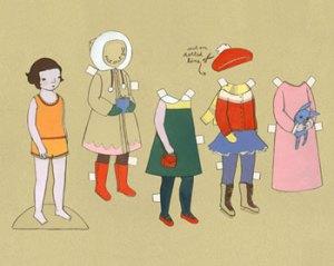 Dress'm Up by Jen Corace