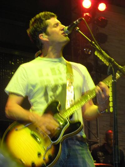 Kevin Griffin - BTE Lead Singer