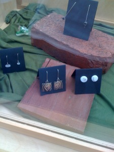 Jewelry designs from one of the owners of Bon Bon Atelier