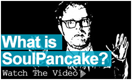 Actor Rainn Wilson is part of SoulPancake.