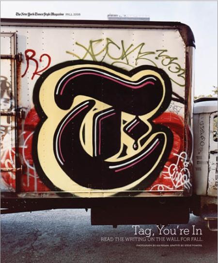 T-graffiti
