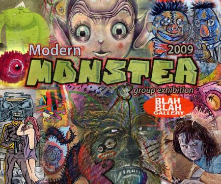 modern monsters book
