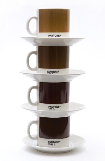Brown Coffee Cups