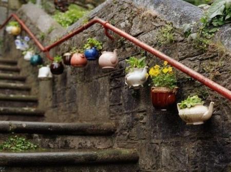 Teapot Street Garden